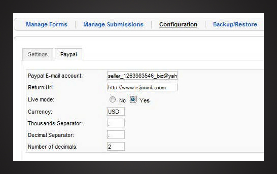 3 ways to create a small Joomla! shopping cart with RSForm!Pro and ...