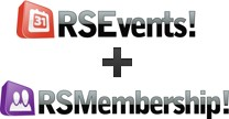 RSEvents! with RSMembership!