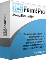 Joomla! Form box