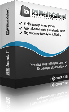 Joomla!® Media and Image Gallery Management - RSMediaGallery!