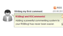 RSBlog! add posts