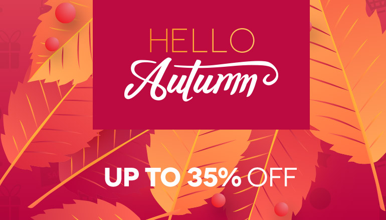 Autumn Sales