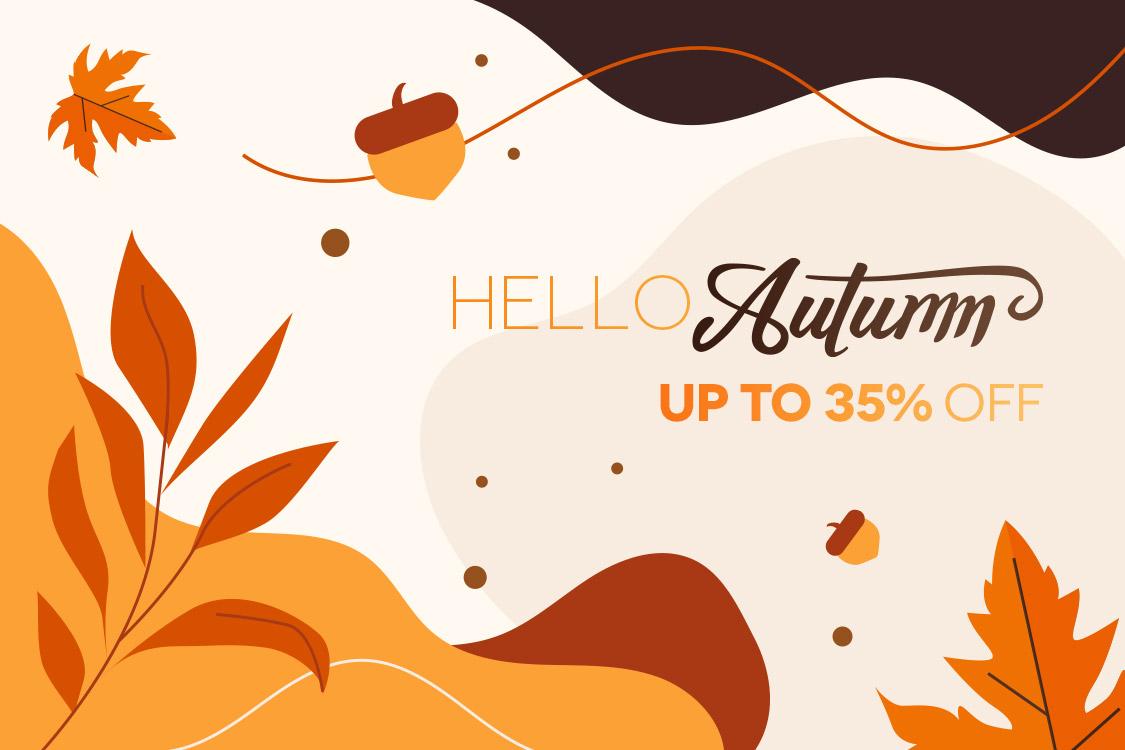 Autumn Sales