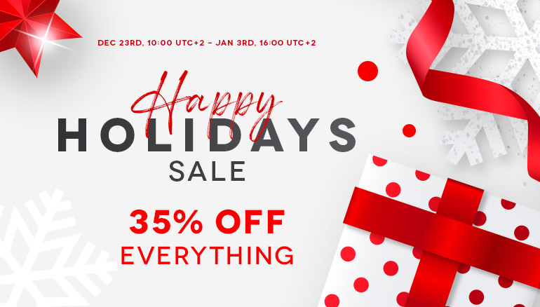 Christmas Sale 2019