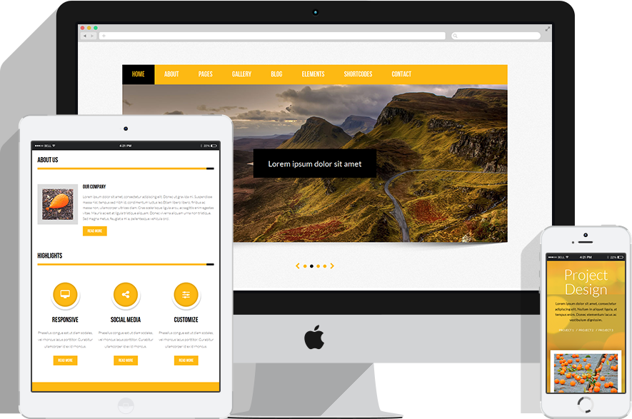 Rsjuno joomla template for 2 5 3 x for Jooma templates